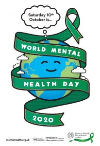 World Mental Health Day, 2020